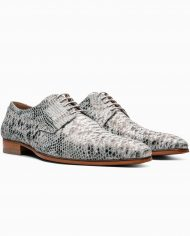 anaconda-silver blue-leather shoes-1708-3